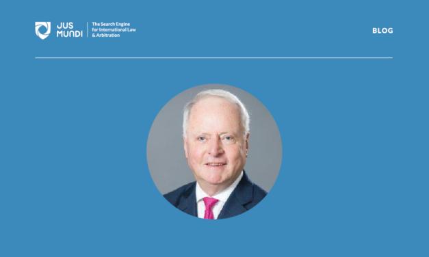 Exclusive interview with Bernard Hanotiau: Renowned Arbitrator & Partner at Hanotiau & van den Berg