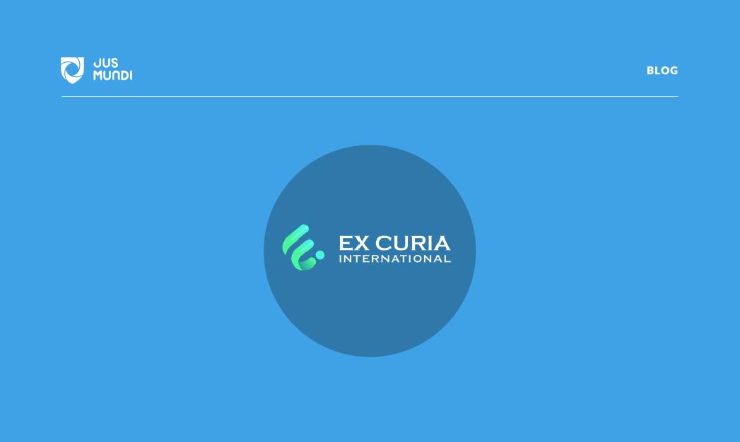 A new platform for ADR fans: Ex Curia International