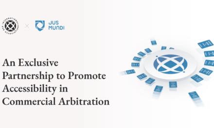 The International Bar Association and Jus Mundi announce a collaborative partnership