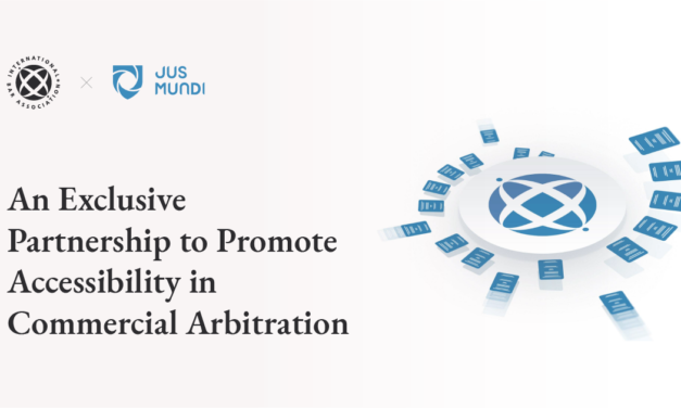 The International Bar Association and Jus Mundi announce a collaborative partnership