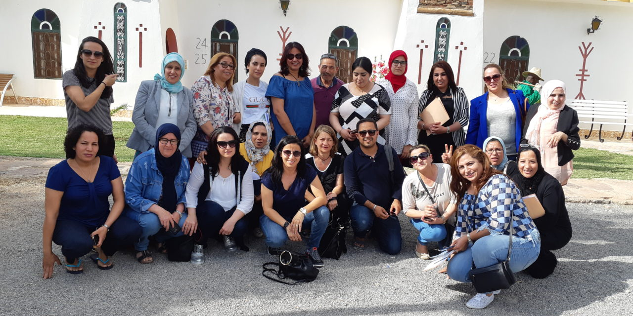 Interview with Mobilising for Rights Associates (MRA), a Moroccan NGO defending women's rights
