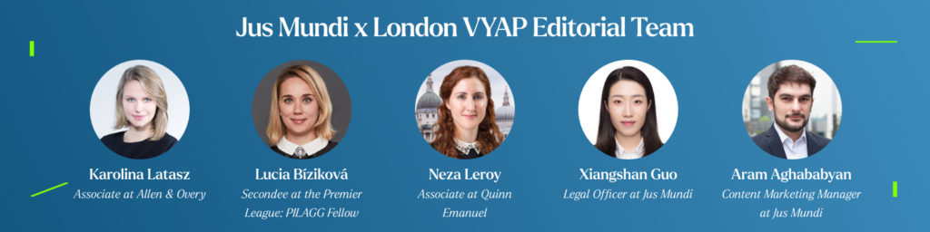 VYAP X JM Editorial Team