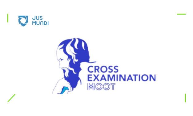 New partnership with the Cross-Examination Moot