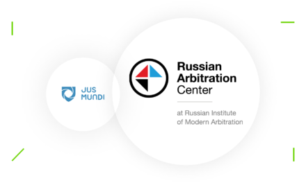 Jus Mundi Partners With TheRussian Arbitration Center (RAC)